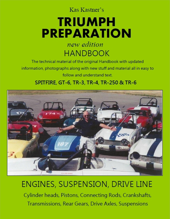 Kas Kastner's Triumph Preparation Manual