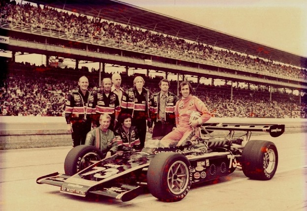 Indy race team 1973
